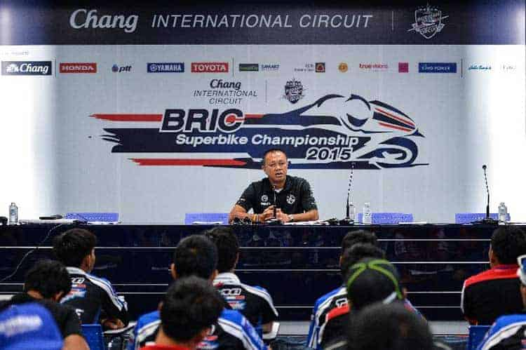 BRIC Superbike Championship ระเบิดศึกสุดมันส์ เฟ้นหานักบิดลงแข่งรายการระดับโลก | MOTOWISH 37