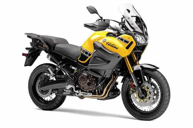 """MW Super Tenere - Yamaha อัพเดทรุ่นรถสีเหลืองลิมิเต็ด """"Speedblock"""" - มาอัพเดทกันหน่อยว่านอกจาก วายแซดเอฟ-อาร์ 1 (YZF-R1) แล้ว ยามาฮ่ายังจับสีพิเศษใส่ในรถรุ่นไหนอีกบ้าง"""
