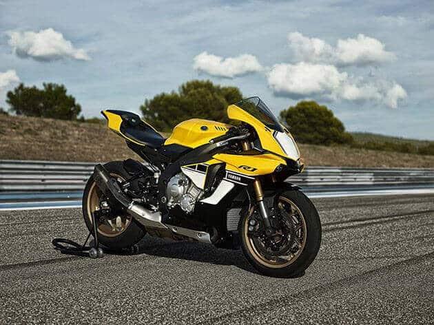 "Yamaha อัพเดทรุ่นรถสีเหลืองลิมิเต็ด ""Speedblock"" | MOTOWISH 77"