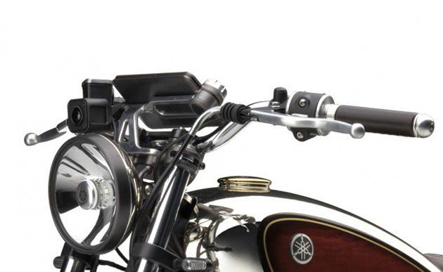 Motowish bg bike yamaha resonator 125 2 - Yamaha Resonator 125 คลาสสิคไบค์ สไตส์เรโทร - ถึงงานโตเกียวมอเตอร์โชว์ ค่ายส้อมเสียง ยามาฮ่าก็ไม่น้อยหน้า เริ่มทยอยเผยโฉมรถคอนเซ็ปรุ่นต่างๆออกมาให้เห็นมากมาย หนึ่งในนั้น คือ