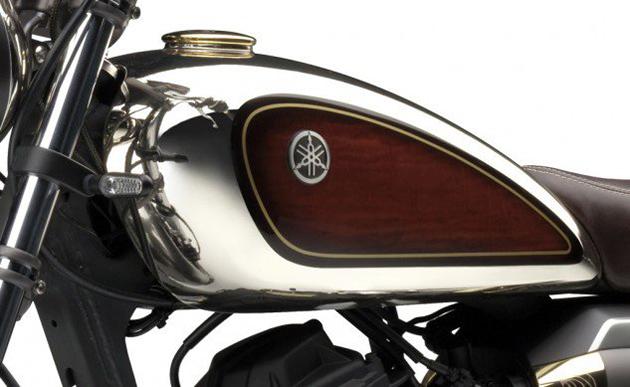 Motowish bg bike yamaha resonator 125 5 - Yamaha Resonator 125 คลาสสิคไบค์ สไตส์เรโทร - ถึงงานโตเกียวมอเตอร์โชว์ ค่ายส้อมเสียง ยามาฮ่าก็ไม่น้อยหน้า เริ่มทยอยเผยโฉมรถคอนเซ็ปรุ่นต่างๆออกมาให้เห็นมากมาย หนึ่งในนั้น คือ