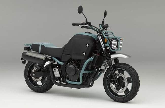 รถฮอนด้าหมาบูลด็อก (Honda Bulldog) | MOTOWISH 50