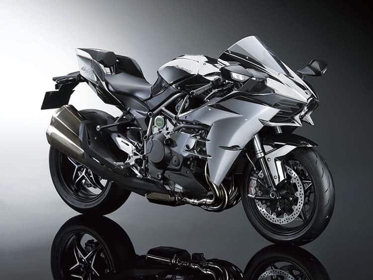Kawasaki Ninja H2 2016 2 สีใหม่ พร้อมใส่สลิปเปอร์ครัชท์   MOTOWISH 1