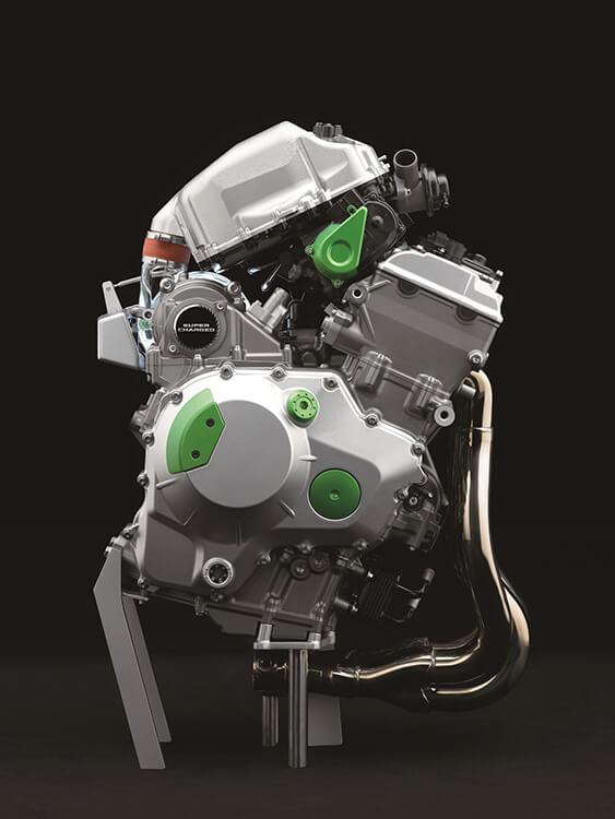 Kawasaki โชว์เครื่องยนต์ซุปเปอร์ชาร์ตรูปแบบใหม่ พร้อมภาพสเก็ตซ์รถคอนเซ็ป S2 | MOTOWISH 63