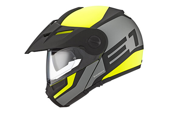 Motowish SCHUBERTH E1 helmet 2 - Schuberth E1 หมวกกันน็อครุ่นใหม่ เอาใจสายแอดเวนเจอร์ - Schuberth หมวกกันน็อคชื่อดังที่นิยมมากในกลุ่มชาวทัวริ่ง มาวันนี้มีการเพิ่มไลน์หมวกกันน็อคใหม่ เอาใจ