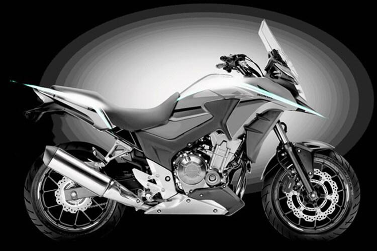 ถึงคราวน้องเล็ก Honda CB500X 2016 เผยโฉม | MOTOWISH 47