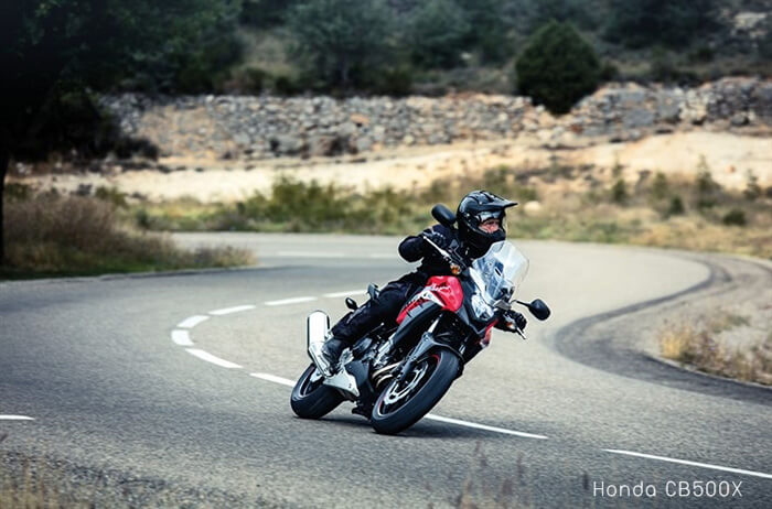 เผยภาพอย่างเป็นทางการของ Honda CB500X และ NC750X | MOTOWISH 93