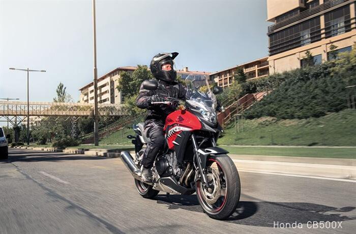 เผยภาพอย่างเป็นทางการของ Honda CB500X และ NC750X | MOTOWISH 95