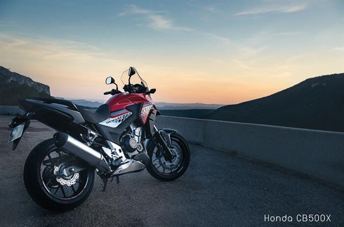 เผยภาพอย่างเป็นทางการของ Honda CB500X และ NC750X | MOTOWISH 96
