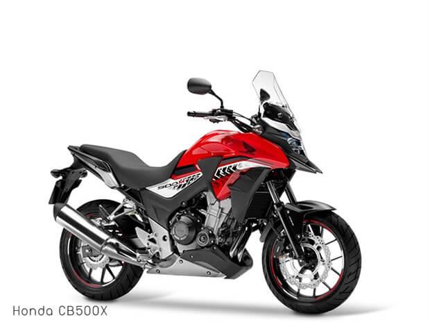 เผยภาพอย่างเป็นทางการของ Honda CB500X และ NC750X | MOTOWISH 97