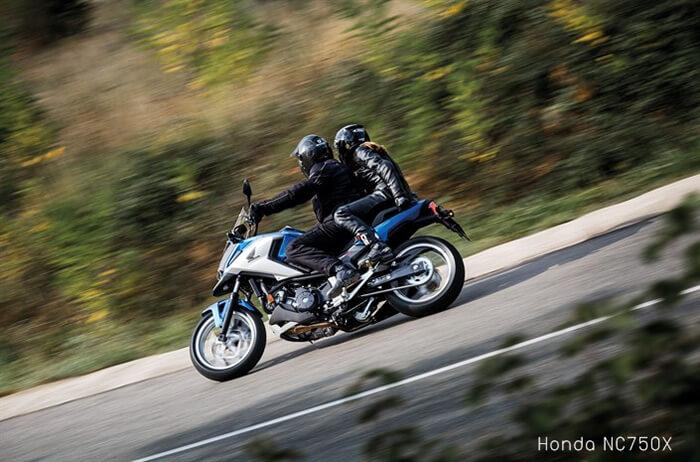 เผยภาพอย่างเป็นทางการของ Honda CB500X และ NC750X | MOTOWISH 98