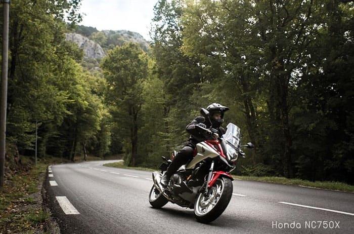 เผยภาพอย่างเป็นทางการของ Honda CB500X และ NC750X | MOTOWISH 99
