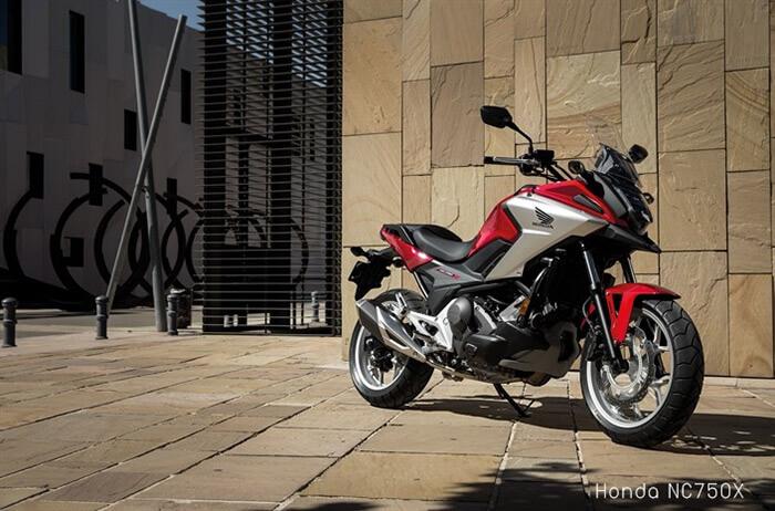 เผยภาพอย่างเป็นทางการของ Honda CB500X และ NC750X | MOTOWISH 100
