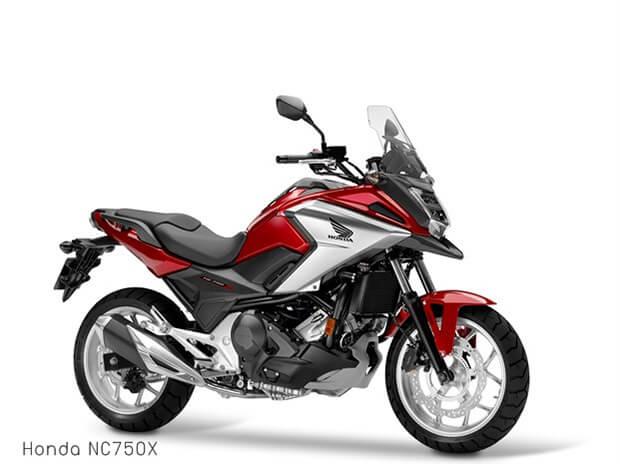 เผยภาพอย่างเป็นทางการของ Honda CB500X และ NC750X | MOTOWISH 101