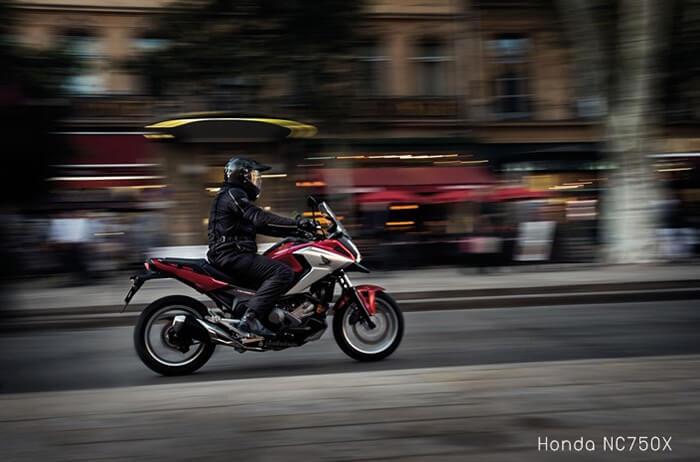 เผยภาพอย่างเป็นทางการของ Honda CB500X และ NC750X | MOTOWISH 103