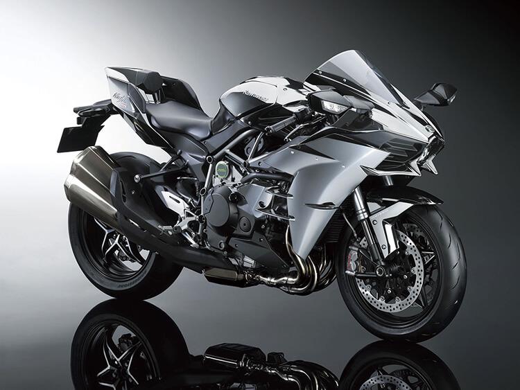 Kawasaki Ninja H2 2016 2 สีใหม่ พร้อมใส่สลิปเปอร์ครัชท์   MOTOWISH 97