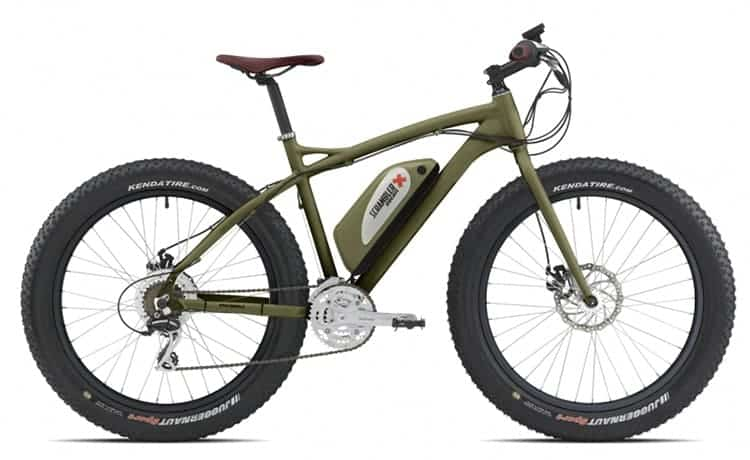 Ducati เปิดตัวจักรยาน Fat e-bike Scrambler | MOTOWISH 93