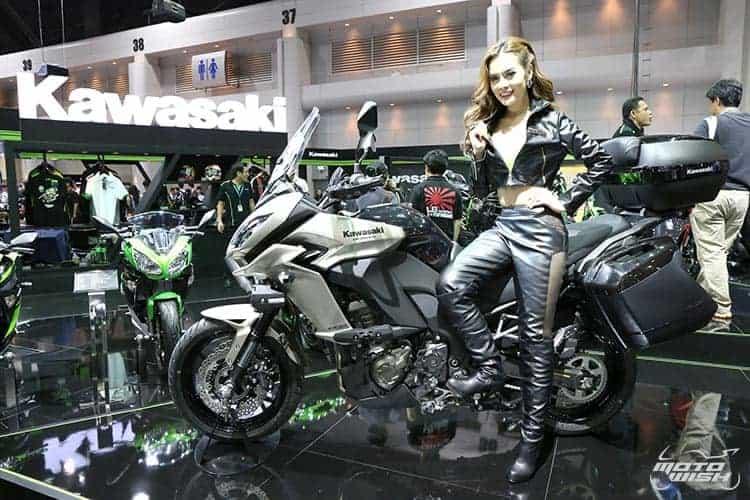 Kawasaki จัดใหญ่ ขนรถมาเต็มอัตราศึกให้แฟนๆเลือกอย่างจุใจ (Motor Expo 2015) | MOTOWISH 9