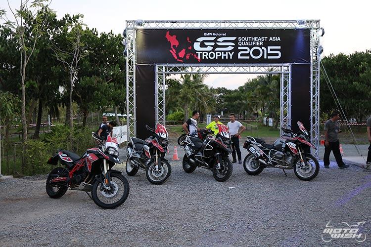 พาเที่ยวงาน Motorrad Day Thailand 2015 | MOTOWISH 103