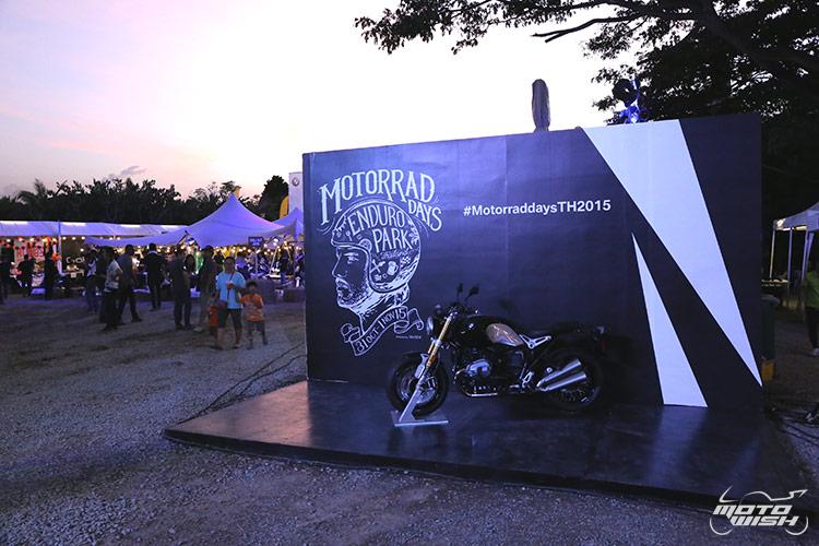 พาเที่ยวงาน Motorrad Day Thailand 2015 | MOTOWISH 95