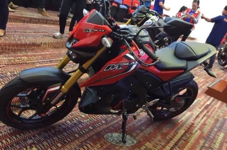 MotoWish bigbike Yamaha M SLAZ 3 - ด่วนเลย!! ภาพหลุดจะจะ Yamaha M-SLAZ ใหม่ - วันนี้ในโลกโซเซี่ยล มีภาพหลุดเจ้า M-SLAZ  ออกมา โดยมีการคาดเดากันว่า หากดูจากลักษณะของรถแล้ว มันมีพื้นฐานใกล้เคียงกับ
