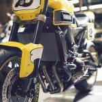 ชมกันแบบจุใจ Yamaha Faster Wasp flat-tracker By Roland Sands | MOTOWISH 17