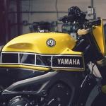 ชมกันแบบจุใจ Yamaha Faster Wasp flat-tracker By Roland Sands | MOTOWISH 20