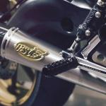 ชมกันแบบจุใจ Yamaha Faster Wasp flat-tracker By Roland Sands | MOTOWISH 21