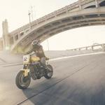 ชมกันแบบจุใจ Yamaha Faster Wasp flat-tracker By Roland Sands | MOTOWISH 24