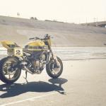 ชมกันแบบจุใจ Yamaha Faster Wasp flat-tracker By Roland Sands | MOTOWISH 6