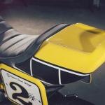 ชมกันแบบจุใจ Yamaha Faster Wasp flat-tracker By Roland Sands | MOTOWISH 9