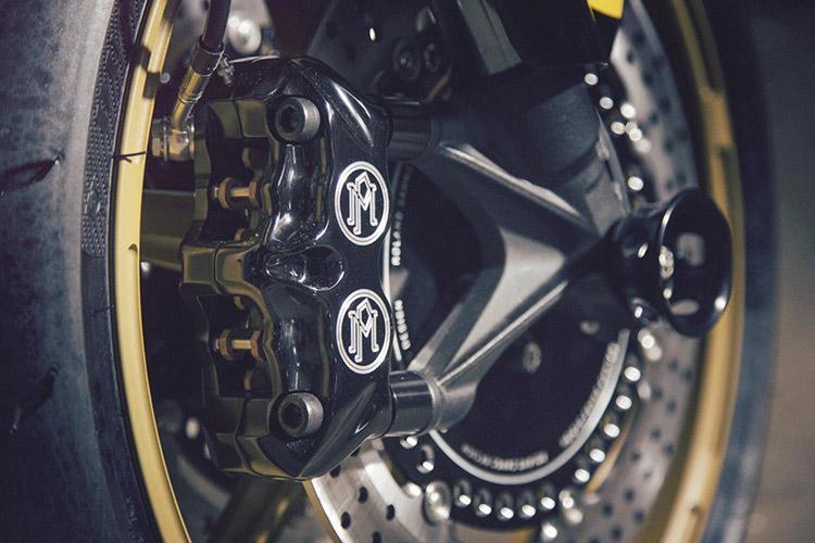 ชมกันแบบจุใจ Yamaha Faster Wasp flat-tracker By Roland Sands | MOTOWISH 11