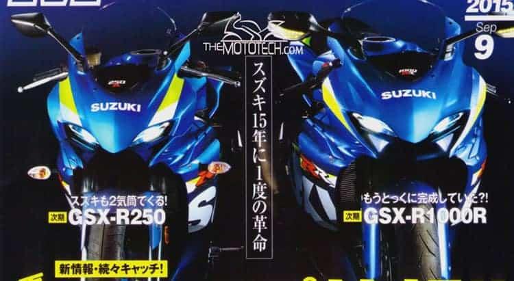 มาอย่างนี้ มันส์แน่!! Suzuki GSX-R250 มีแผนเปิดตัวเดือนกุมภาพันธ์ปีหน้า | MOTOWISH 93