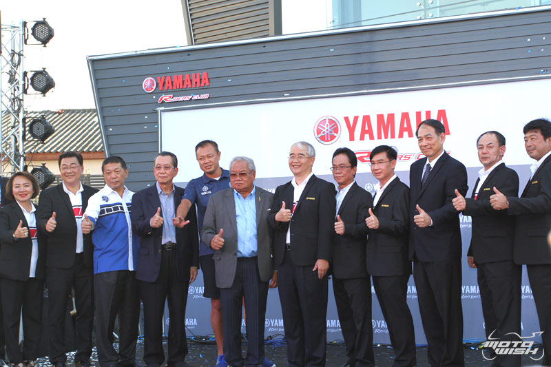 Web Motowish Bigbike Grand Opening Yamaha Riders Club 10 - Yamaha Riders' Club จัด Grand Opening เปิดบ้านหลังใหม่ ยิ่งใหญ่อลังการ - สำหรับคนที่อยากได้บิ๊กไบค์ Yamaha สักคัน คงต้องนึกถึง Yamaha Riders' Club แน่นอน ชื่อนี้การันตีได้ว่ามีบิ๊กไบค์สวยๆรอต้อนรับอย่าง