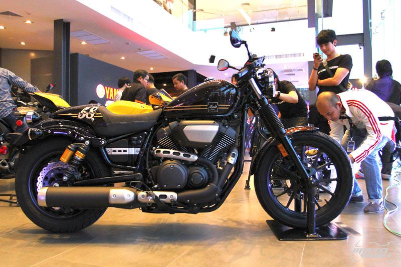 Web Motowish Bigbike Grand Opening Yamaha Riders Club 5 - Yamaha Riders' Club จัด Grand Opening เปิดบ้านหลังใหม่ ยิ่งใหญ่อลังการ - สำหรับคนที่อยากได้บิ๊กไบค์ Yamaha สักคัน คงต้องนึกถึง Yamaha Riders' Club แน่นอน ชื่อนี้การันตีได้ว่ามีบิ๊กไบค์สวยๆรอต้อนรับอย่าง