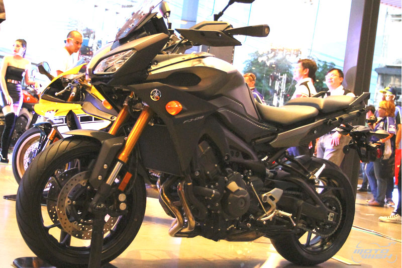Web Motowish Bigbike Grand Opening Yamaha Riders Club 7 - Yamaha Riders' Club จัด Grand Opening เปิดบ้านหลังใหม่ ยิ่งใหญ่อลังการ - สำหรับคนที่อยากได้บิ๊กไบค์ Yamaha สักคัน คงต้องนึกถึง Yamaha Riders' Club แน่นอน ชื่อนี้การันตีได้ว่ามีบิ๊กไบค์สวยๆรอต้อนรับอย่าง