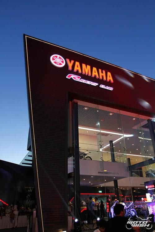 Yamaha Riders' Club จัด Grand Opening เปิดบ้านหลังใหม่ ยิ่งใหญ่อลังการ | MOTOWISH 93