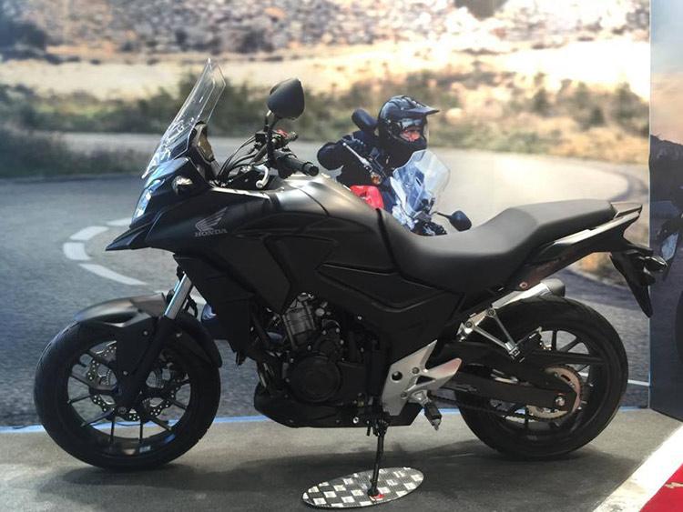Honda เปิดขาย CB500X 2016 ใหม่ รวดเร็วดั่งสายฟ้าฟาด | MOTOWISH 51