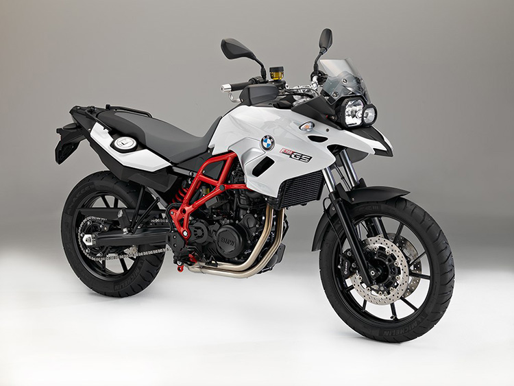 motowish bigbike BMW F700GS F800GS 4 - BMW จับ F700GS และ F800GS แต่งหน้าทาปากใหม่ต้อนรับปี 2016 (EICMA 2015) - BMW ปรับโฉมเล็กน้อยให้กับรถตระกูล GS อย่าง F700GS และ F800GS โดยโมเดล 2016 ทั้งสองรุ่นได้