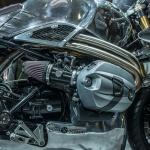 BMW HP nine T Custom สุดเฟี้ยว จากสำนัก High Octane (EICMA 2015) | MOTOWISH 101