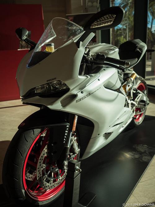 ไปดูกัน มีอะไรใหม่บ้างใน Ducati 959 Panigale 2016 | MOTOWISH 106