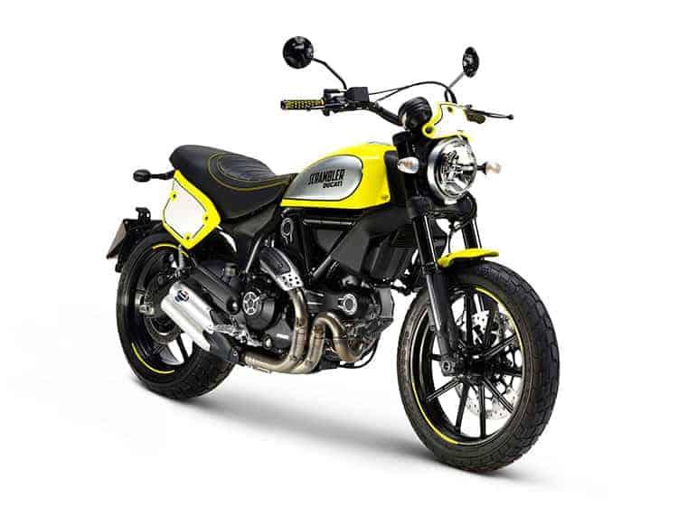 ยลโฉม Ducati Scrambler Flat Track Pro แบบเต็มๆ | MOTOWISH 117