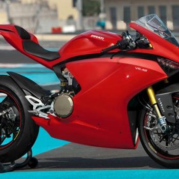 Ducati VR46 สุดยอดซูเปอร์ไบค์ปี 2018 จากแบบร่างของแฟนตัวยง Rossi | MOTOWISH 111