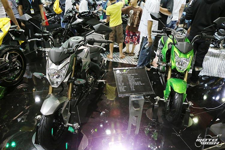 Kawasaki จัดใหญ่ ขนรถมาเต็มอัตราศึกให้แฟนๆเลือกอย่างจุใจ (Motor Expo 2015) | MOTOWISH 4