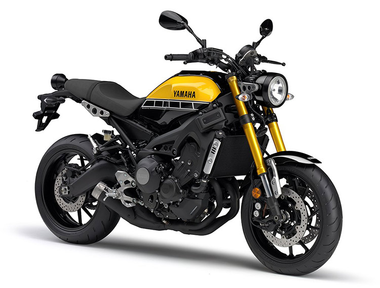 Yamaha XSR900 เรทโทรไบค์ สไตส์สปอร์ต EICMA 2015 | MOTOWISH 2