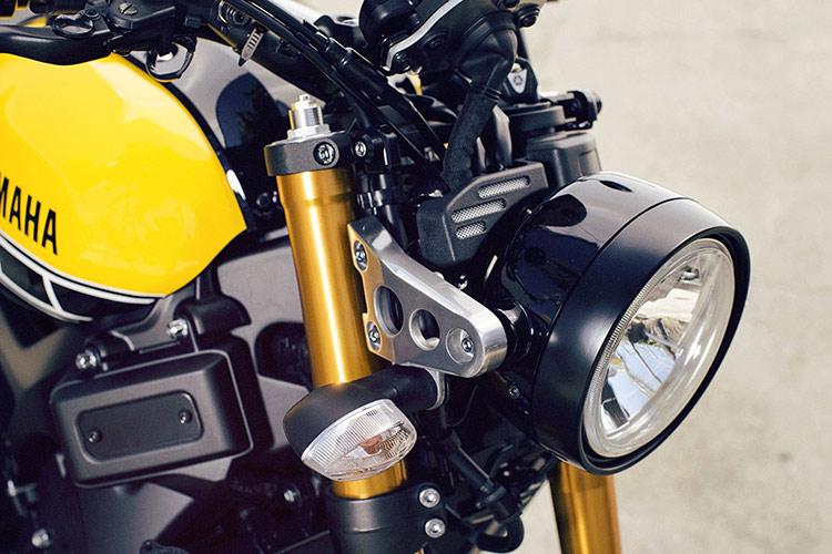 Yamaha XSR900 เรทโทรไบค์ สไตส์สปอร์ต EICMA 2015 | MOTOWISH 11