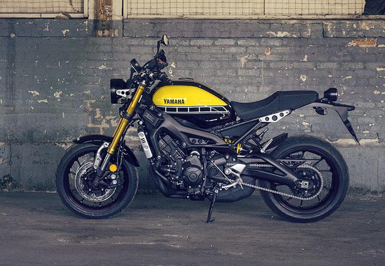 Yamaha XSR900 เรทโทรไบค์ สไตส์สปอร์ต EICMA 2015 | MOTOWISH 4