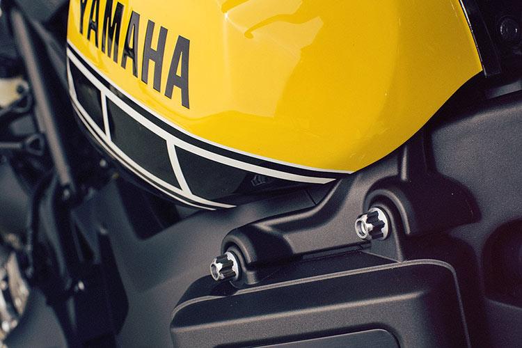 Yamaha XSR900 เรทโทรไบค์ สไตส์สปอร์ต EICMA 2015 | MOTOWISH 6