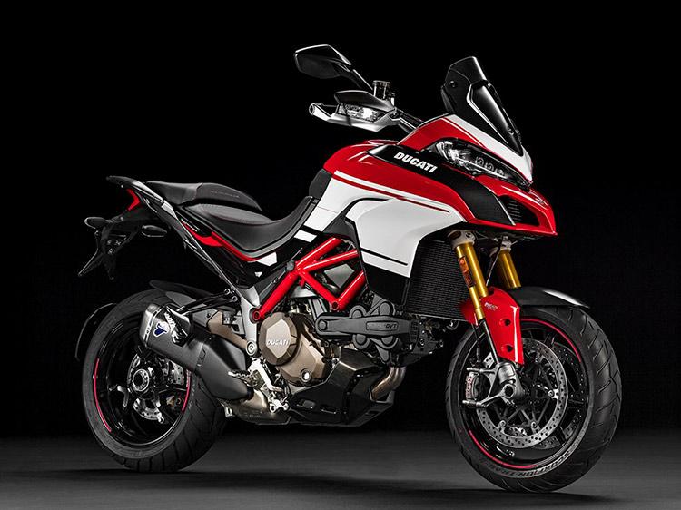 motowish bigbike ducati PIKESPEAK 3 - Ducati เผยทีเด็ด Multistrada 1200  ขาลุยทางฝุ่น (Enduro) และที่สุดของขาลุยทางดำ (Pikes Peak) (EICMA 2015) - Ducati ติดเขี้ยวเล็บ เสริมทีเด็ดให้ Multistrada 1200 ถึง 2 รุ่น รุ่นแรกเอาในสายลุย และอีกรุ่นเป็นการต่อยอดให้สุดกว่าเดิม