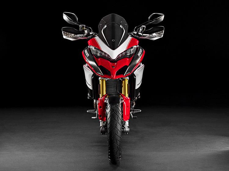 motowish bigbike ducati PIKESPEAK - Ducati เผยทีเด็ด Multistrada 1200  ขาลุยทางฝุ่น (Enduro) และที่สุดของขาลุยทางดำ (Pikes Peak) (EICMA 2015) - Ducati ติดเขี้ยวเล็บ เสริมทีเด็ดให้ Multistrada 1200 ถึง 2 รุ่น รุ่นแรกเอาในสายลุย และอีกรุ่นเป็นการต่อยอดให้สุดกว่าเดิม